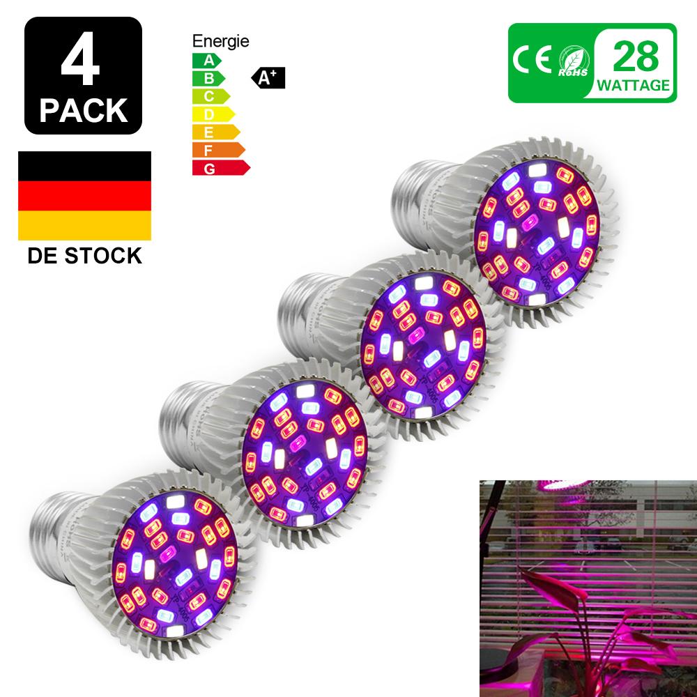 3w10w 28w 40w 80w led pflanzenleuchte pflanzen lampe licht vollspektrum wachstum ebay. Black Bedroom Furniture Sets. Home Design Ideas