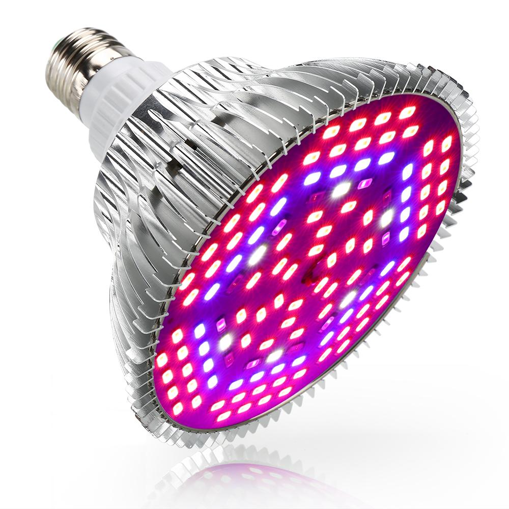 60w 80w 100w led pflanzen lampe voll spektrum licht f r pflanze blumen gem se de ebay. Black Bedroom Furniture Sets. Home Design Ideas