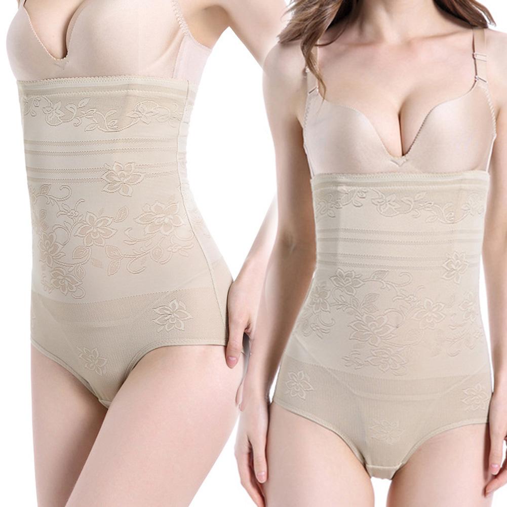 f160e68c4a9 Details about Womens Magic High Waist Slimming Knickers Abdomen Tummy  Control Underwear UK