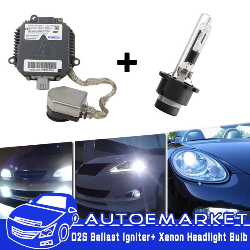 For 07-10 Acura MDX Xenon HID Headlight Ballast Igniter