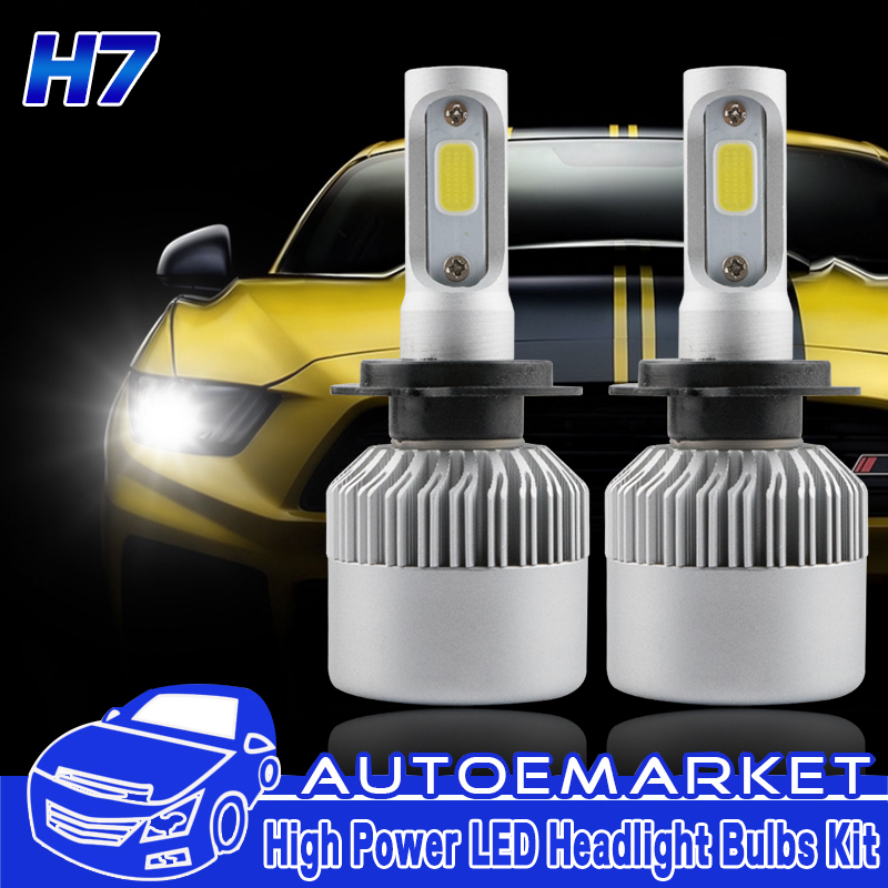 Vauxhall Vivaro 55w Clear Halogen Xenon HID Front Fog Light Bulbs Pair
