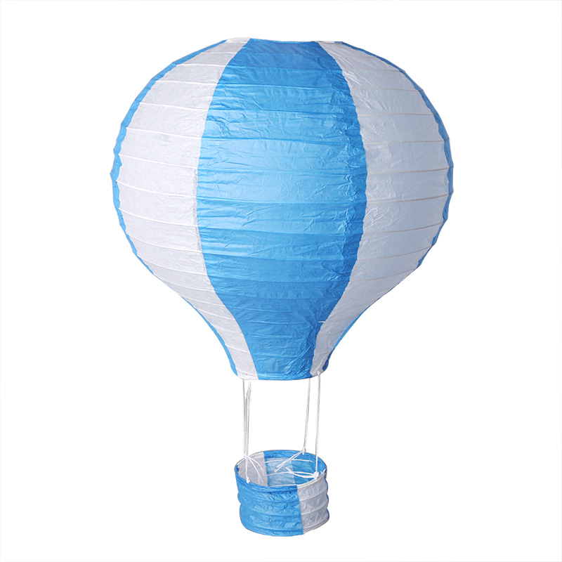 12 Home Room Hot Air Balloon Paper Lantern Birthday Party Wedding