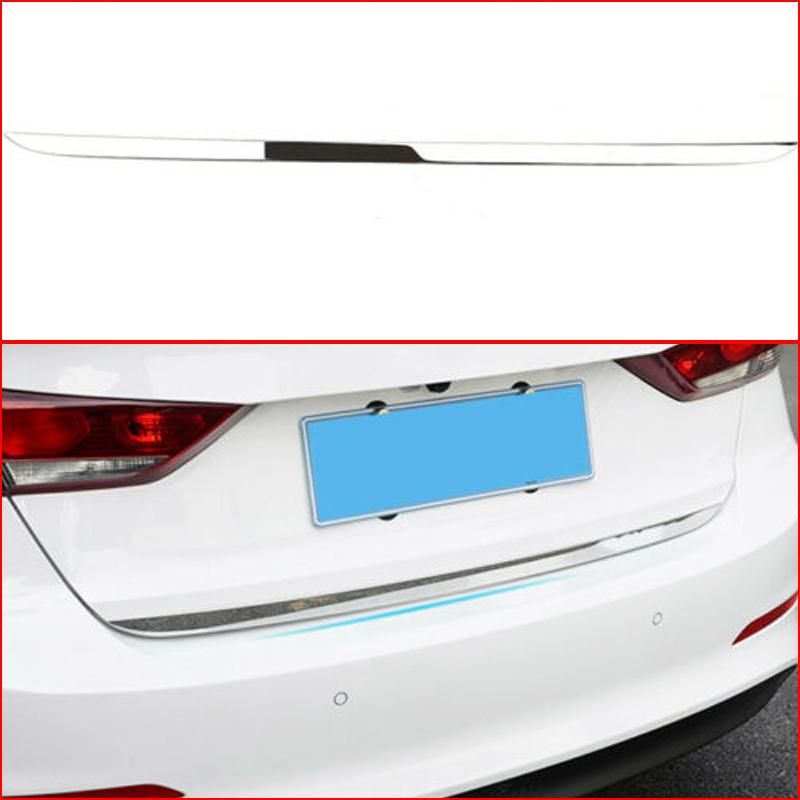 4 Door Handle Covers Trim Chrome Molding For Hyundai Elantra Avante 2017 2018
