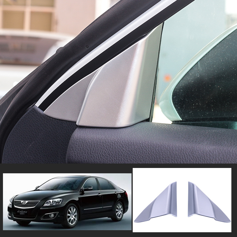 Matte Interior Car Gear Shift Panel Cover Trim 1PCS for Toyota Camry XV70 2018