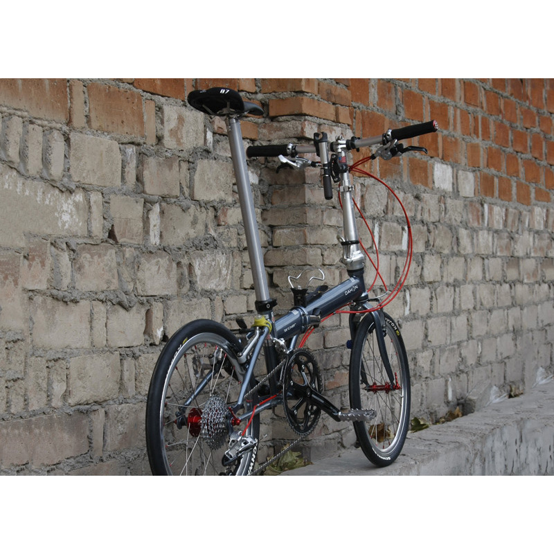 Litepro Full CNC Folding Bike Seatpost 33.9*600mm Dahon Bicycle Seat Post Tube