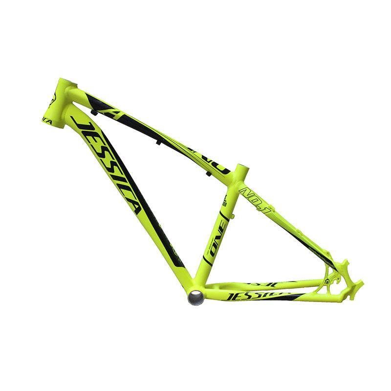 26er Scandium Alloy Mountain Bike MTB Bicycle Frame15.5\
