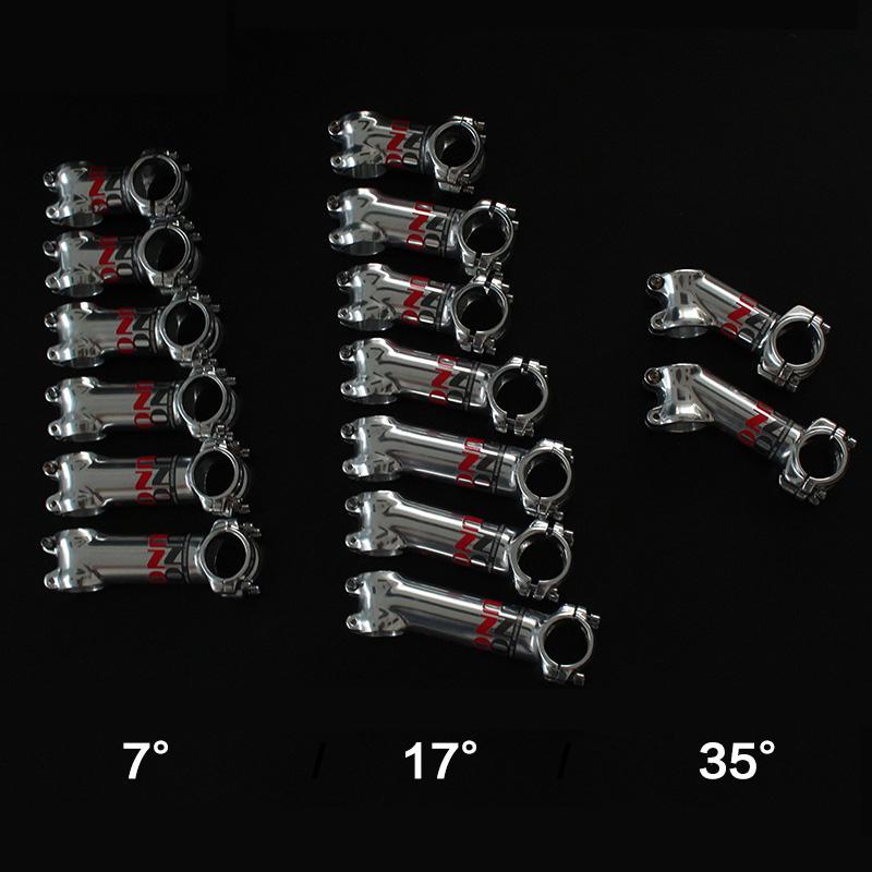UNO Aluminum stems 7//17//35° Mountain Road XC Bike handlebar Stem 31.8*60-130mm