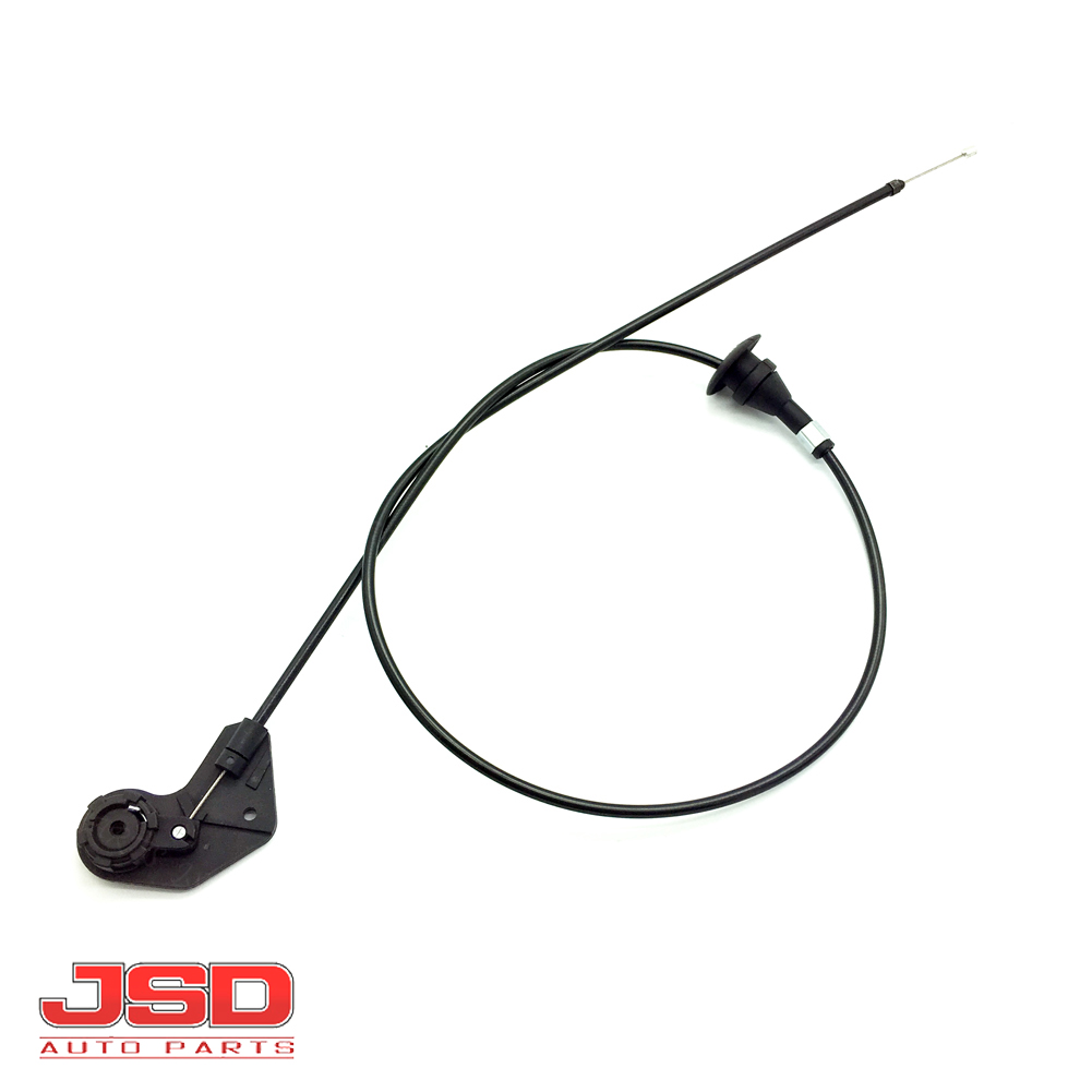 engine hood release cable kit for bmw e39 5 series 525i