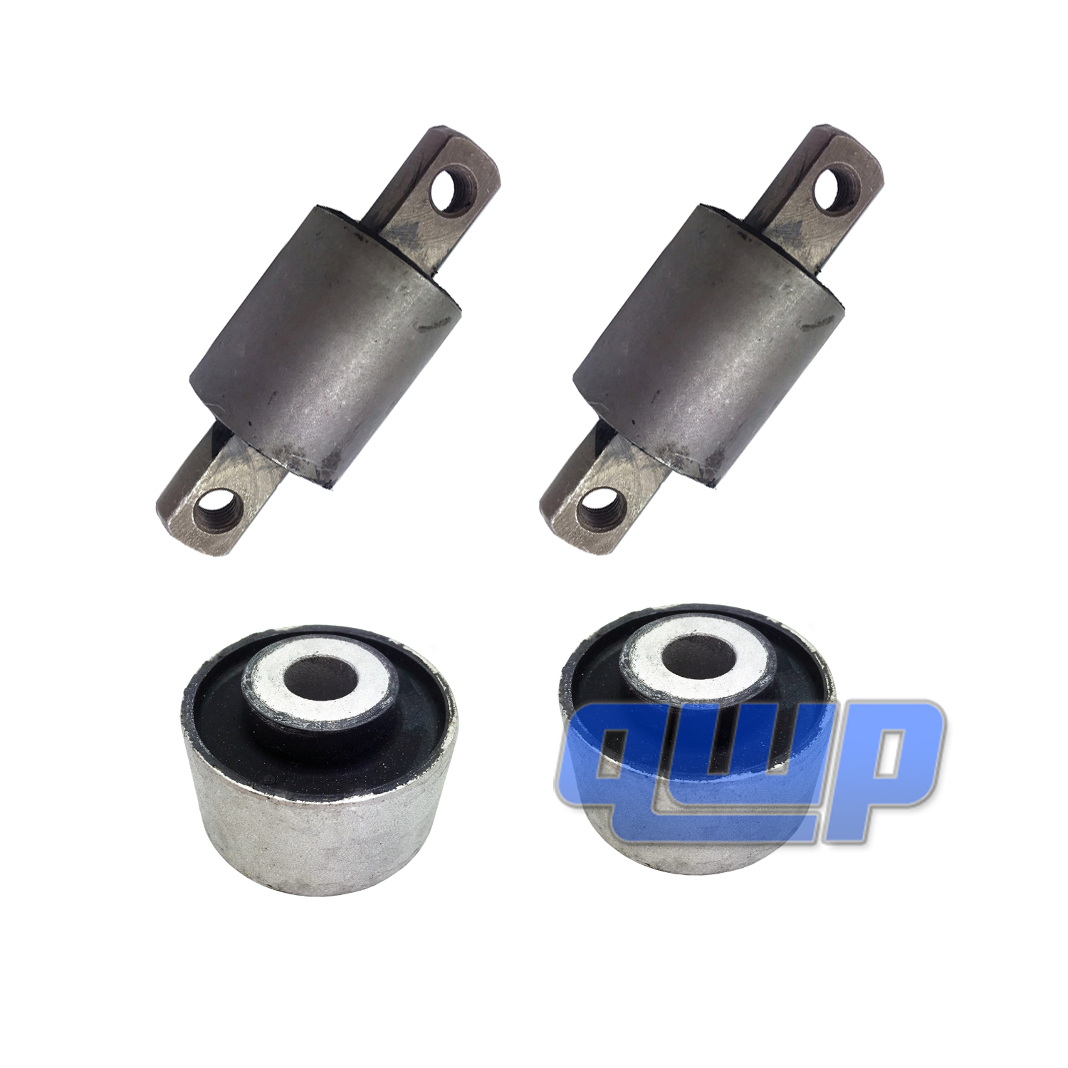 NEW Volvo S60 S80 V70 Set Of 2 Suspension Control Arm Bushings PRO PARTS 9465971