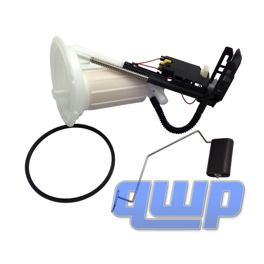 New Gas Fuel Filter w/ Level Sensor For BMW E60 E61 525i 528i 530i  16117373514