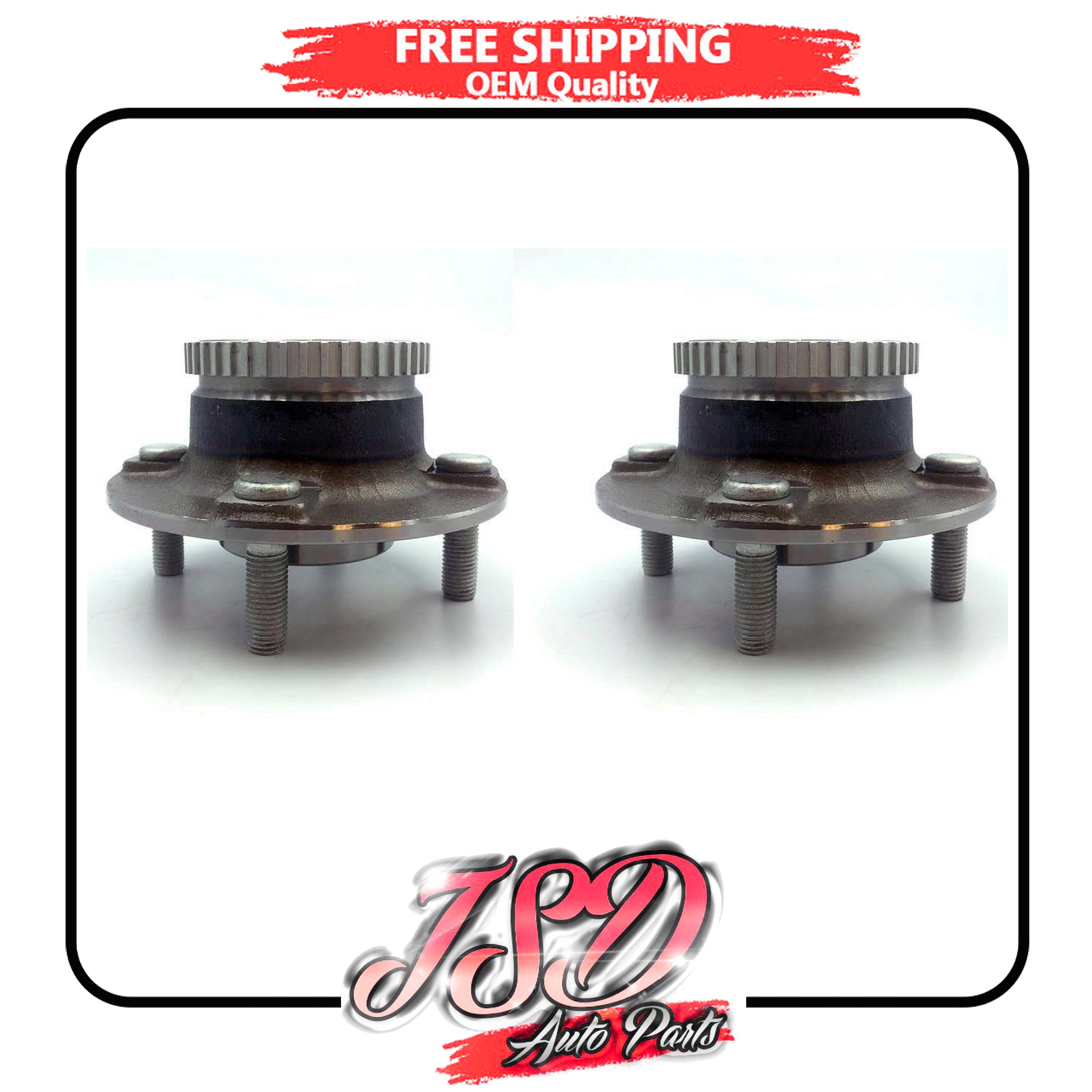 Timken 512024 Axle Bearing and Hub Assembly
