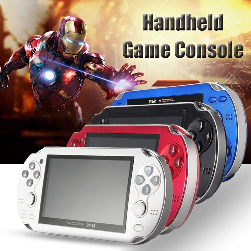 4 3 39 39 Premium Handheld Game Console Portable Video Games