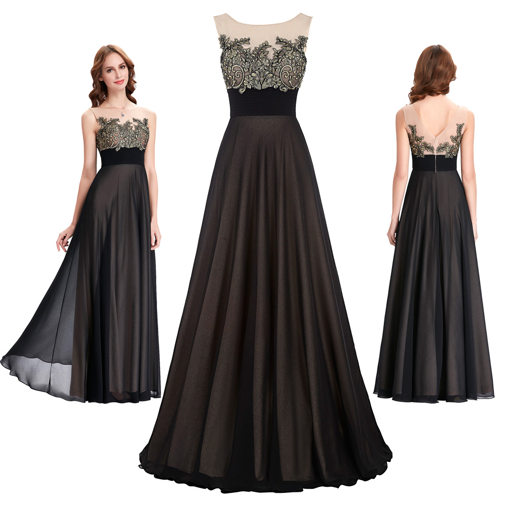 Cocktail Wedding Dresses: WOMEN Formal Wedding Dress Bridesmaid Long Evening Party