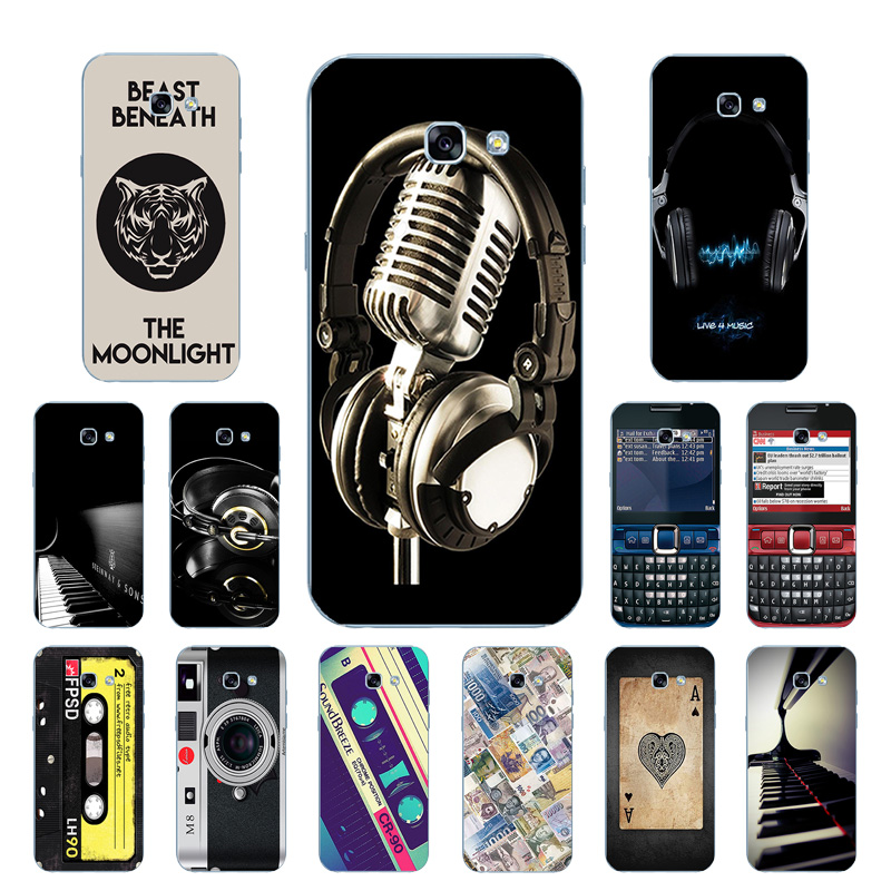 cover samsung galaxy a5 2017 music