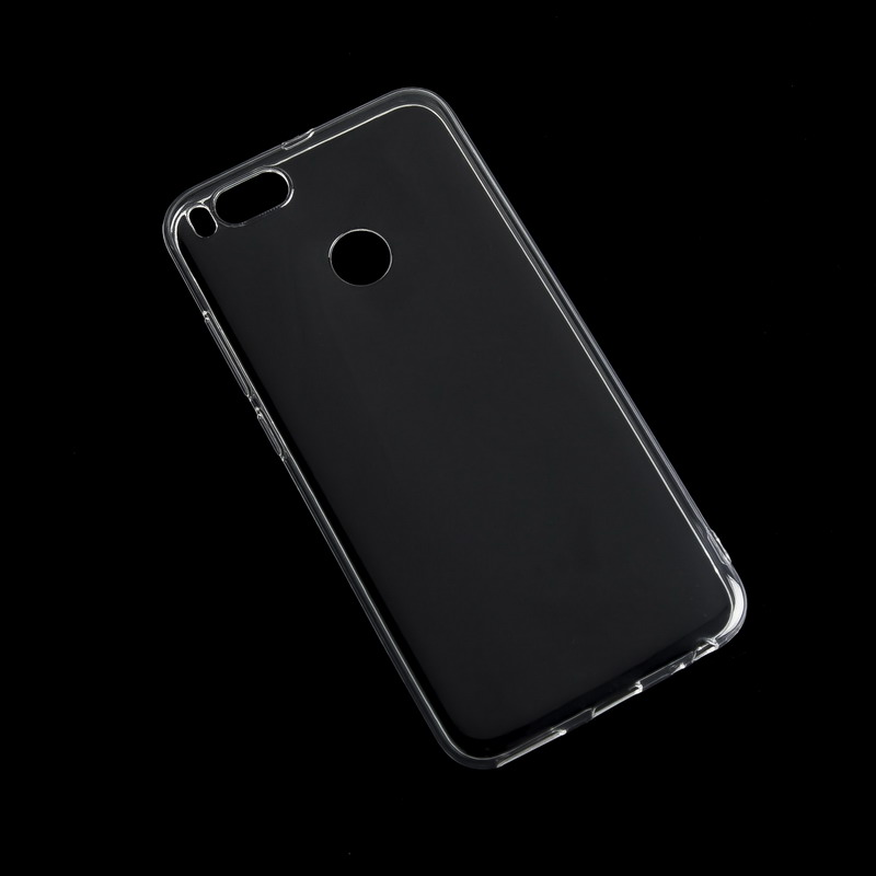 2a1f8ff8ef Case For Xiaomi Mi 5X / Mi A1 Ultra Thin Crystal Clear Silicone TPU Back  Cover