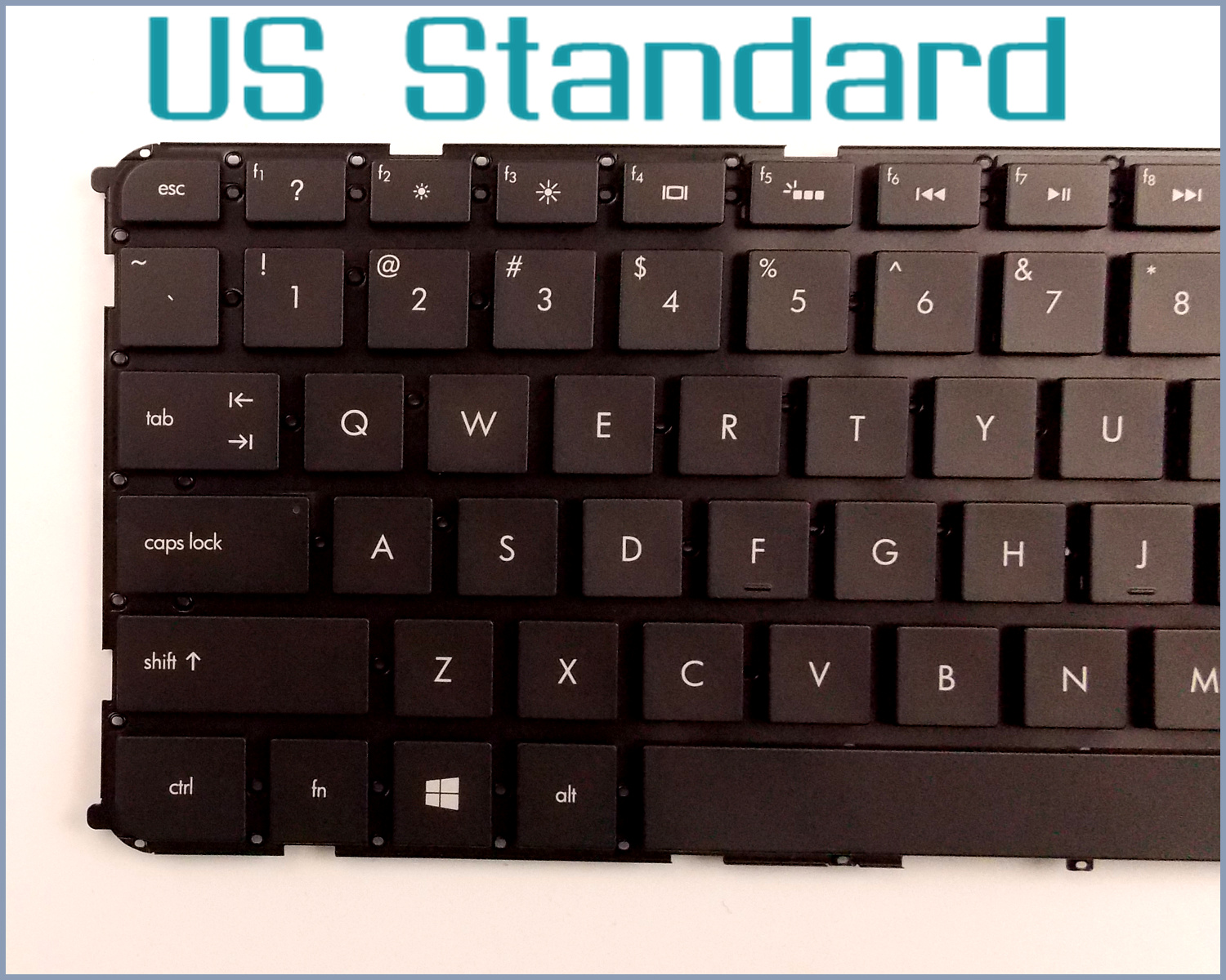 US Layout Keyboard For HP Envy 6-1015nr 6-1017cl 6-1019nr 6-1014nr NO frame