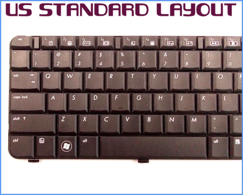 NEW KEYBOARD FOR HP CQ61 G61 539618-001 517865-001 NSK-HA601 AE0P6U00110 UT3A US