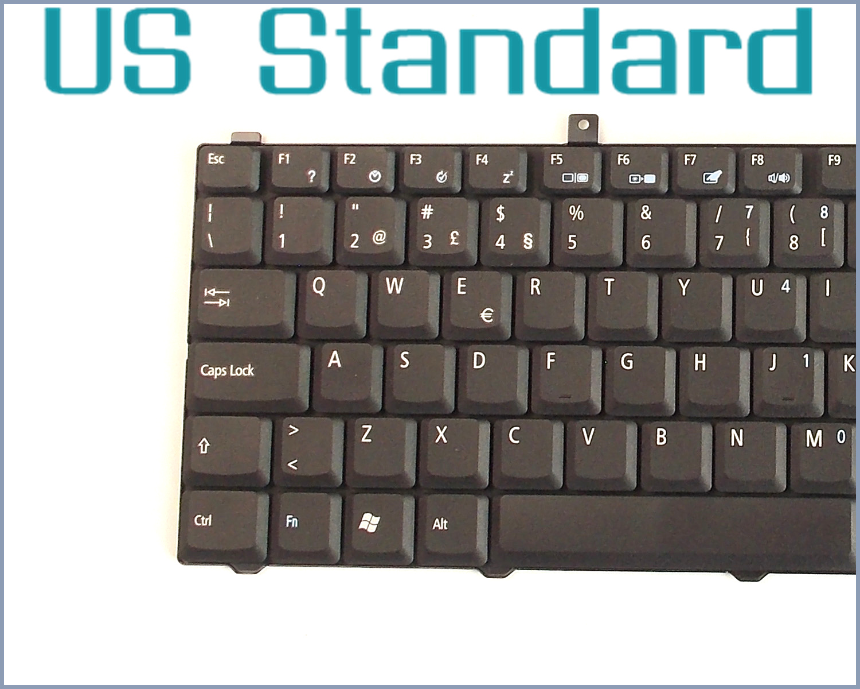 New Laptop US Keyboard for Acer Aspire 5610Z 5160 5030 5110 5112 5200 5510 5510z