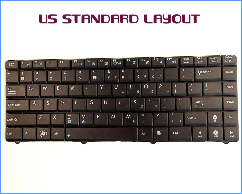 Keyboard for ASUS G74 G74S G74Sx CA  V126262AK1 04GN562KCB00-1 0KN0-L81CB01