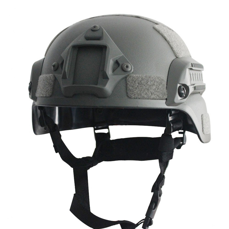 Uk Military Mich 2000 Tactical Helmet Airsoft Gear
