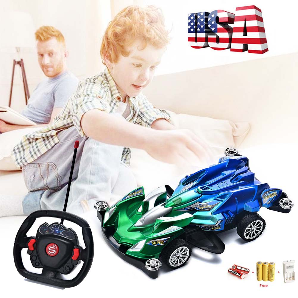 Toys For Kids Boys Remote Control RC Car Birthday Gift 2 3 4 5 6 7 8 9 Years Old