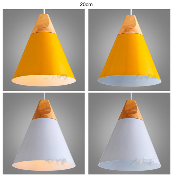 Aluminum-Adjustable-Colors-Pendant-Ceiling-Lamp-Light-Lighting-Bulb-Cafe-Fit-Art