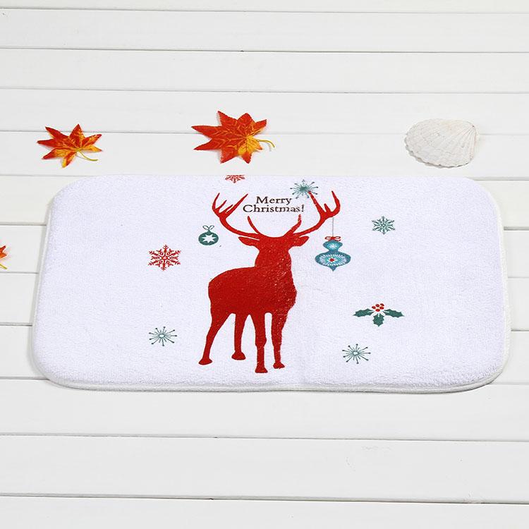 Home Decor Red Deer | Home Decor Mas Red Deer Rug Ousr Carpet Bathroom Floor Mat Dining
