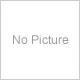 Big Enamel Black White Flower Rhinestone Pendant Necklace