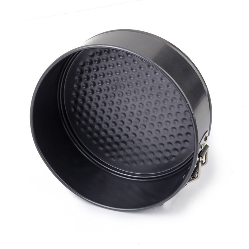 Household Removable Activity Round Bottom Cake Pan 7 Inch False