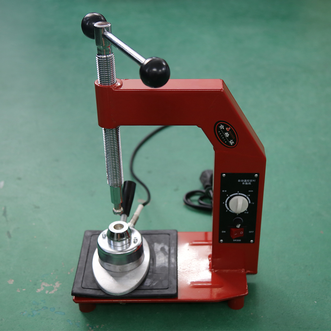 Automatic thermostat Lever Tyre Vulcanizing Vulcanizer ...
