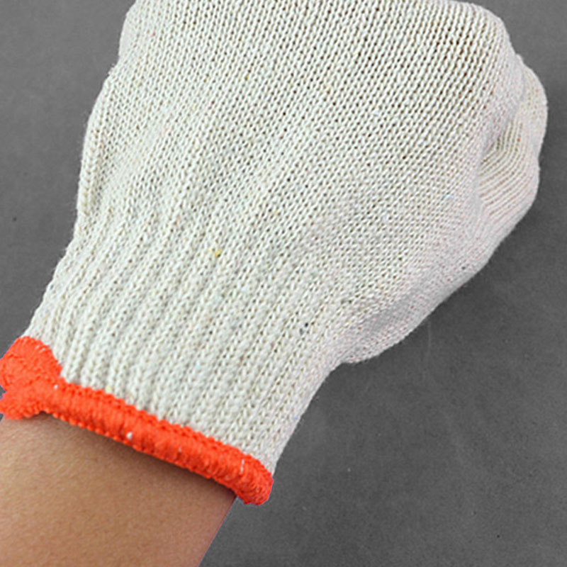 Labor Supplies 3 Pair Industrial Cotton Yarn Working Gloves Non Disposable