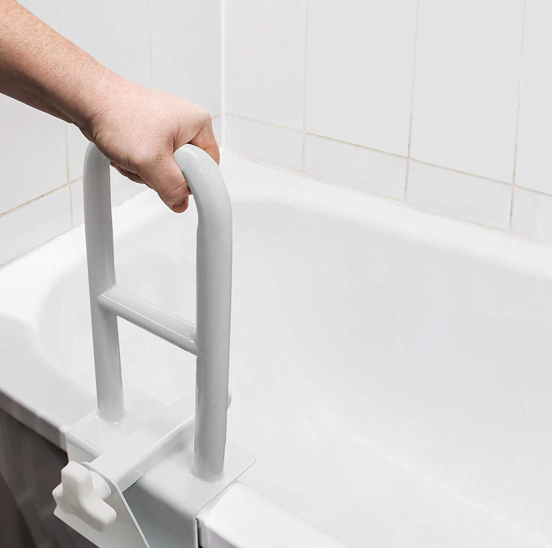 New Bath Shower Handle Tub Bathtub Safety Bar Rail Grab