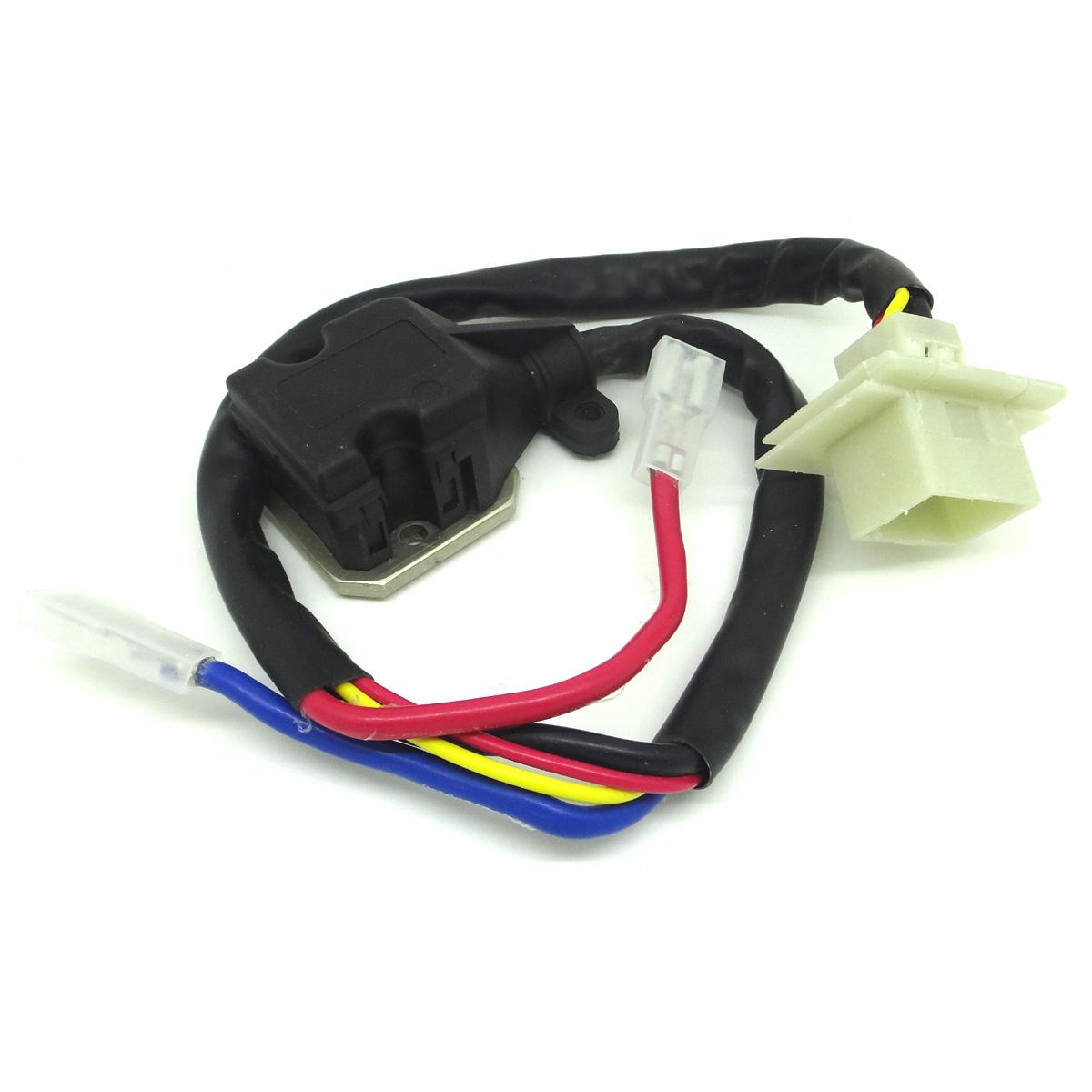 Blower Motor Resistor Regulator For Mercedes-Benz E300 E320 Parts 2108218351