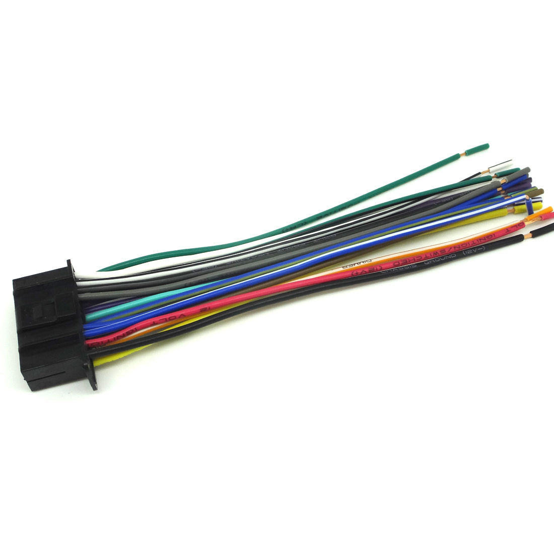 wire harness wiring harness 22 pin for kenwood dnx 7000ex. Black Bedroom Furniture Sets. Home Design Ideas