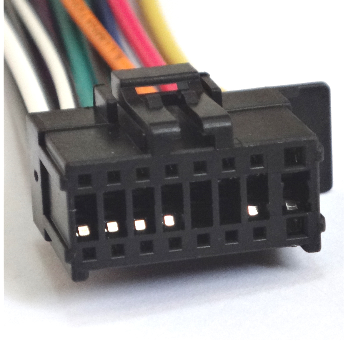 Pioneer Wire Harness For Deh-P5200Hd Deh-P6200Bt Deh-1300Mp Deh-23Ub Deh- 3300Ub