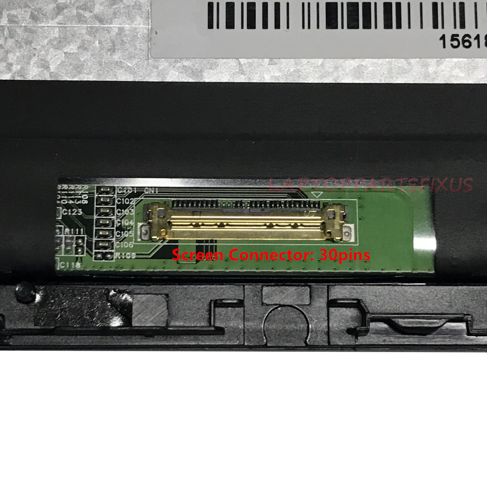 "15.6/"" LED LCD Touch Screen Digitizer Bezel Assembly For HP Omen P//N 788608-001"