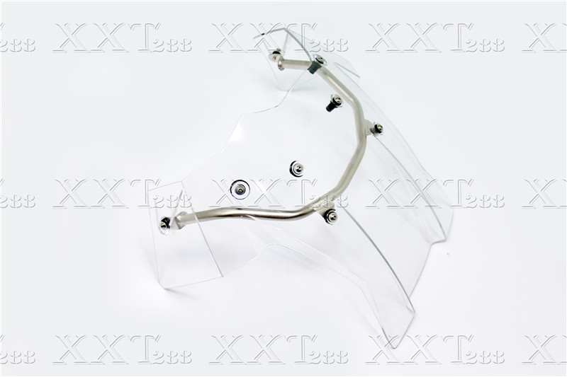 for bmw touring f 650 gs f 800 gs clear windscreen