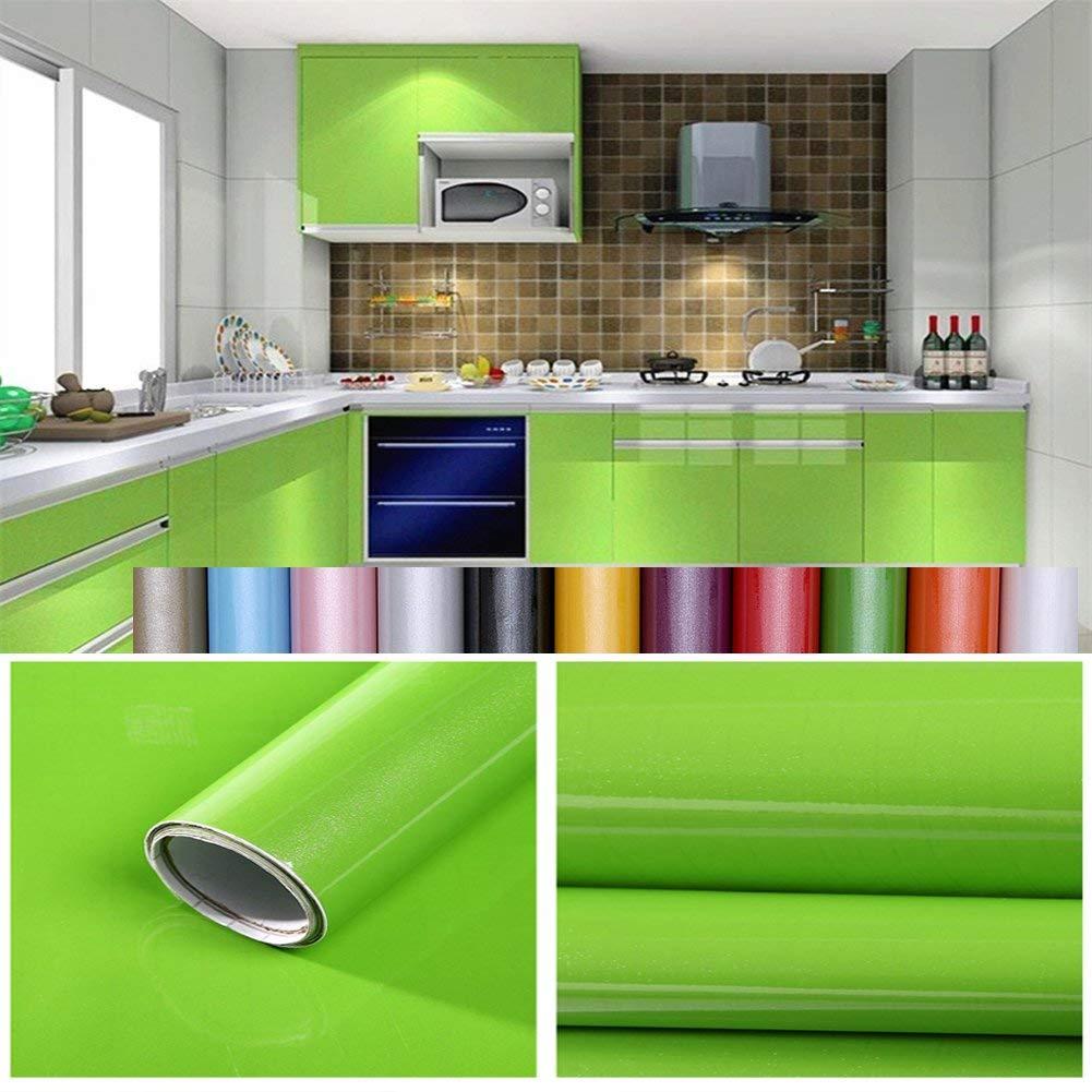 fototapete fototapeten tapete tapeten k chentapete k che selbstklebend gr n ebay. Black Bedroom Furniture Sets. Home Design Ideas