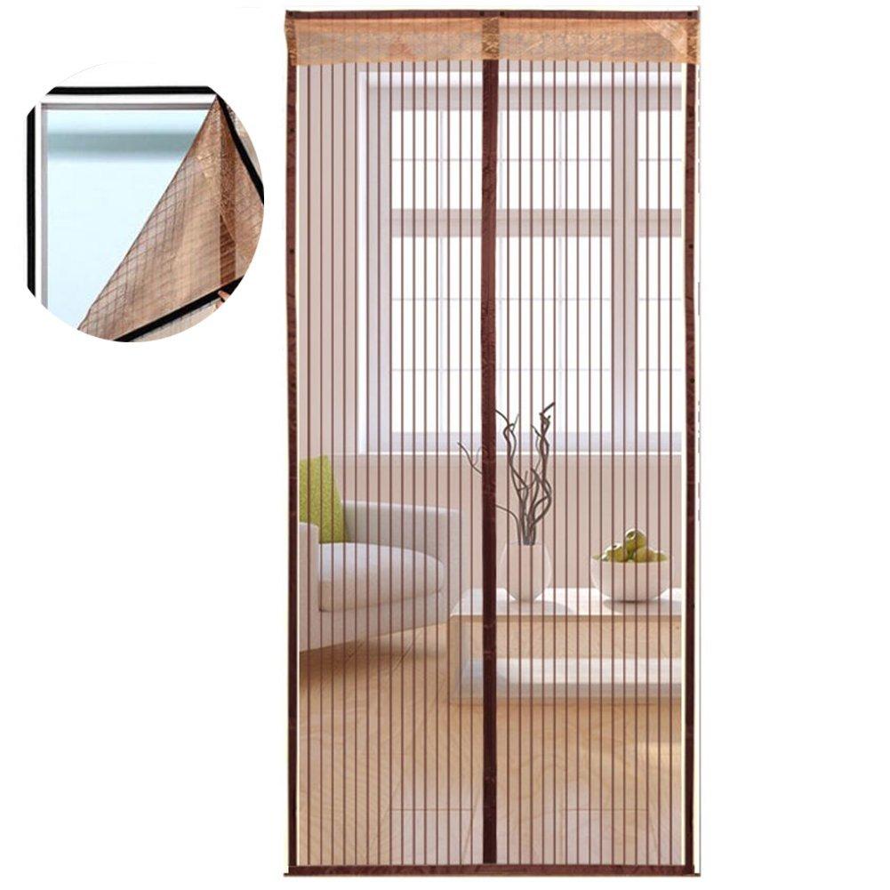 fliegenvorhang terrassent r smartstore. Black Bedroom Furniture Sets. Home Design Ideas