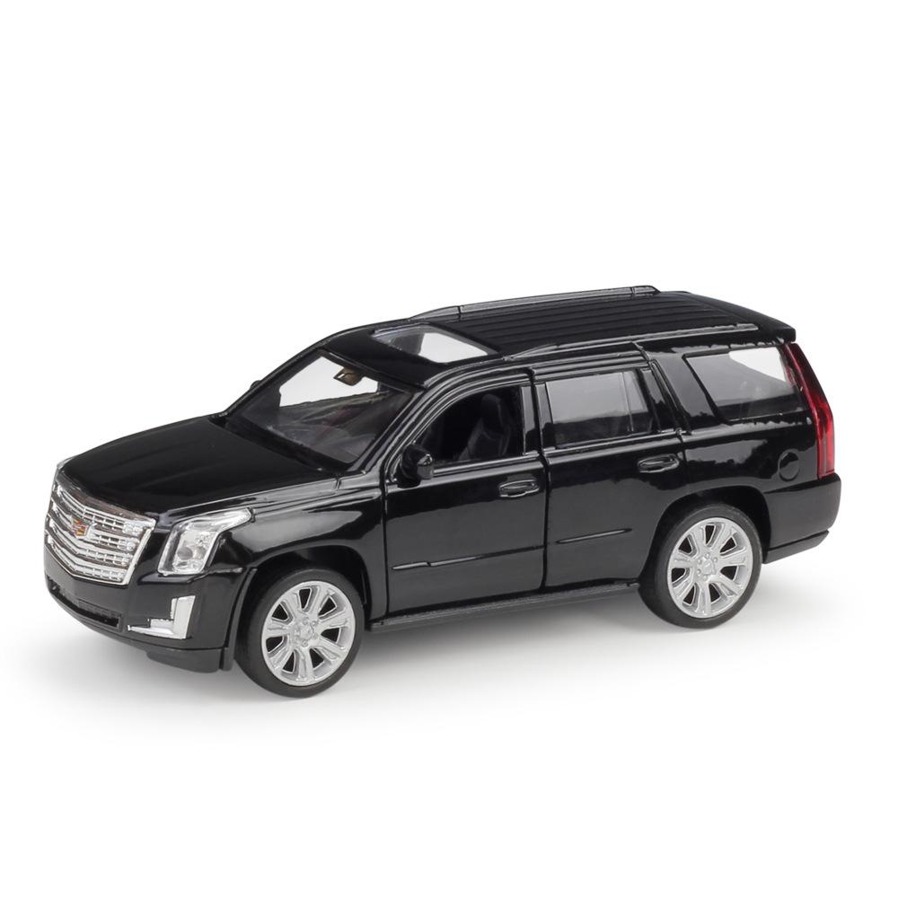 1:43 Scale Diecast Metal Model Car Cadillac Escalade Full