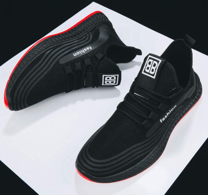 Men-039-s-Athletic-Running-Breathable-Shoes-Sports-Casual-Walking-Jogging-Sneakers thumbnail 15