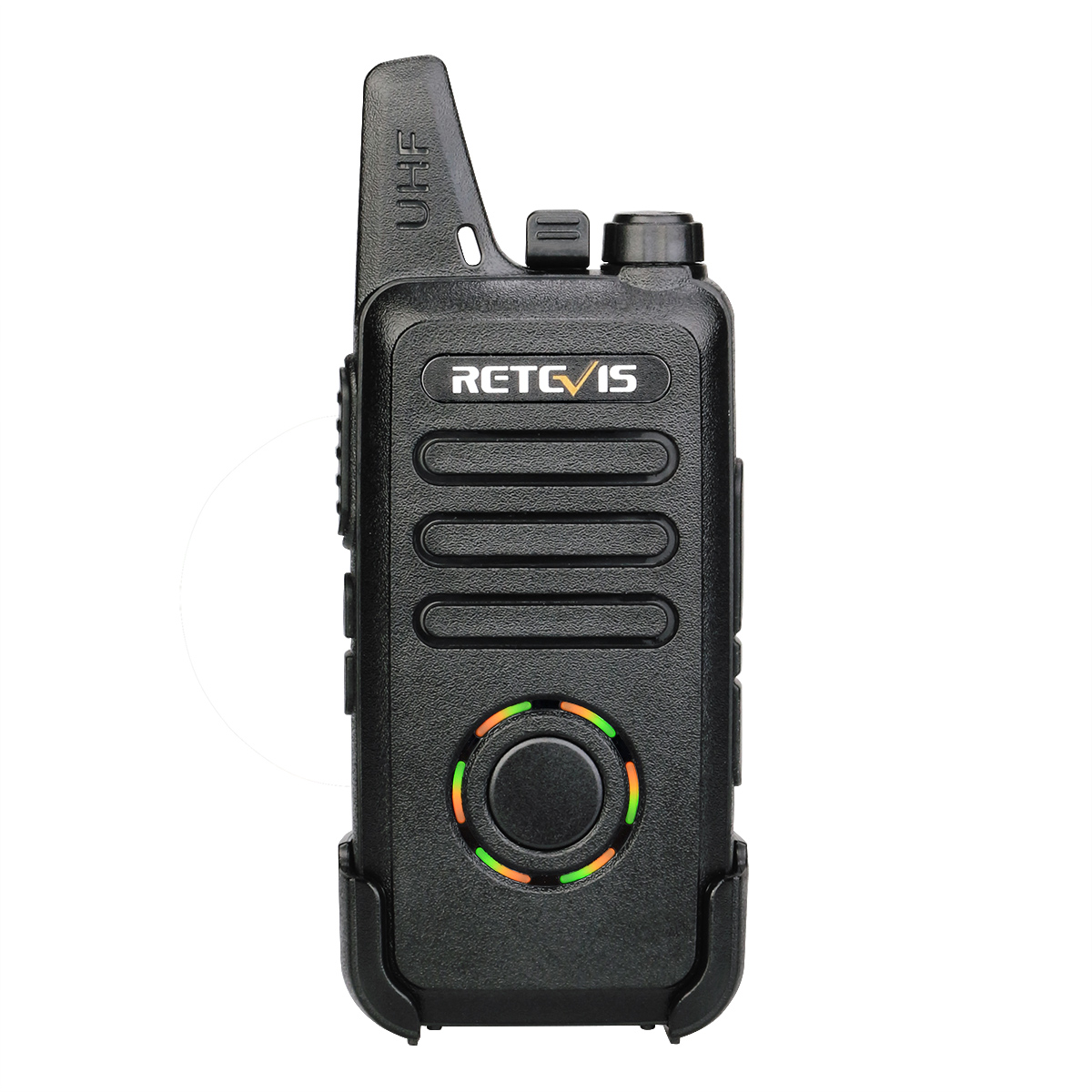 4×Retevis RT22 16CH Walkie Talkie 2W UHF:400-480MHz  VOX Scan Radio+4×EarpieceUS