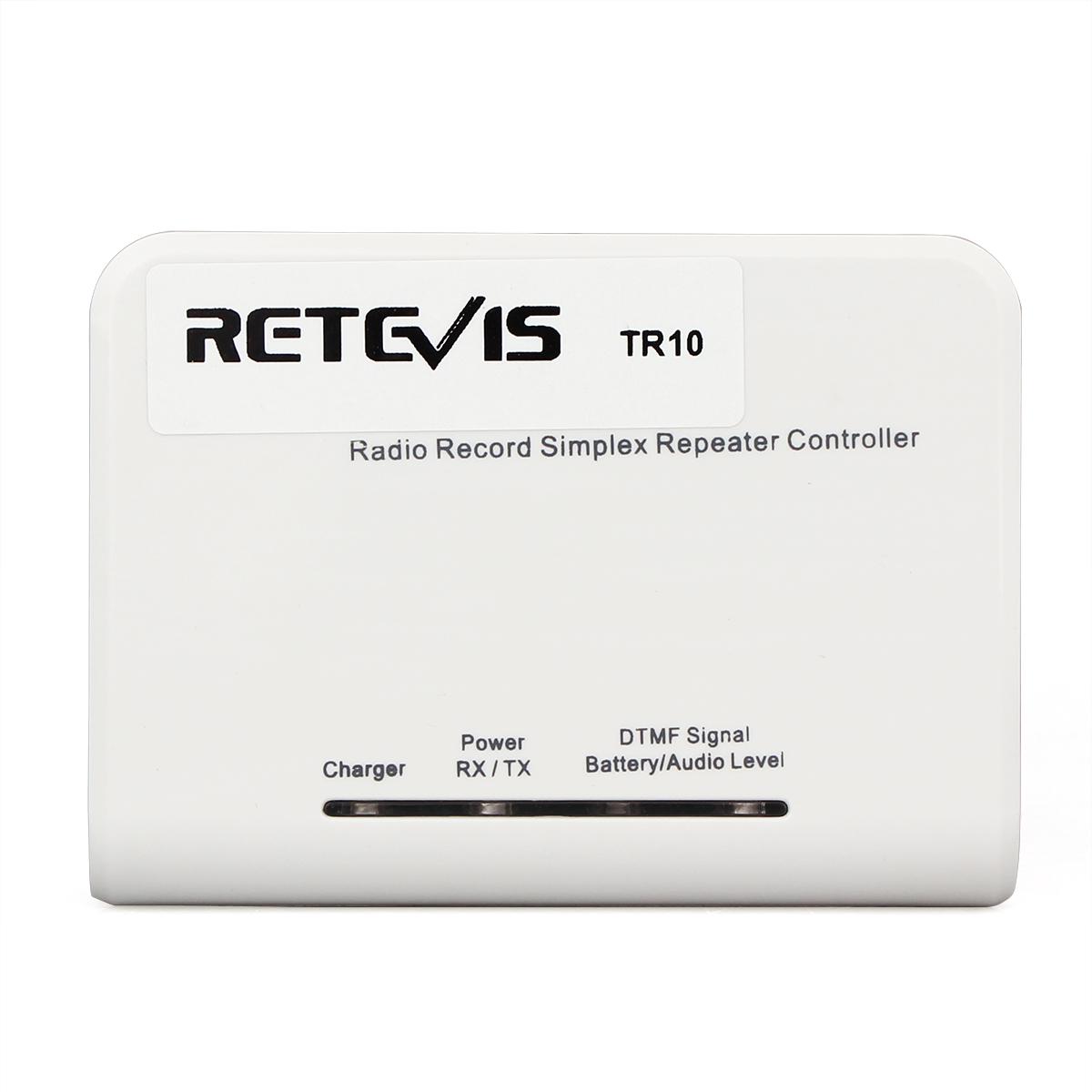 Retevis Tr10 Simplex Repeater Controller Dtmf Signal Display For Ham Radio Remote Control Using Receiver Transceiver 2way