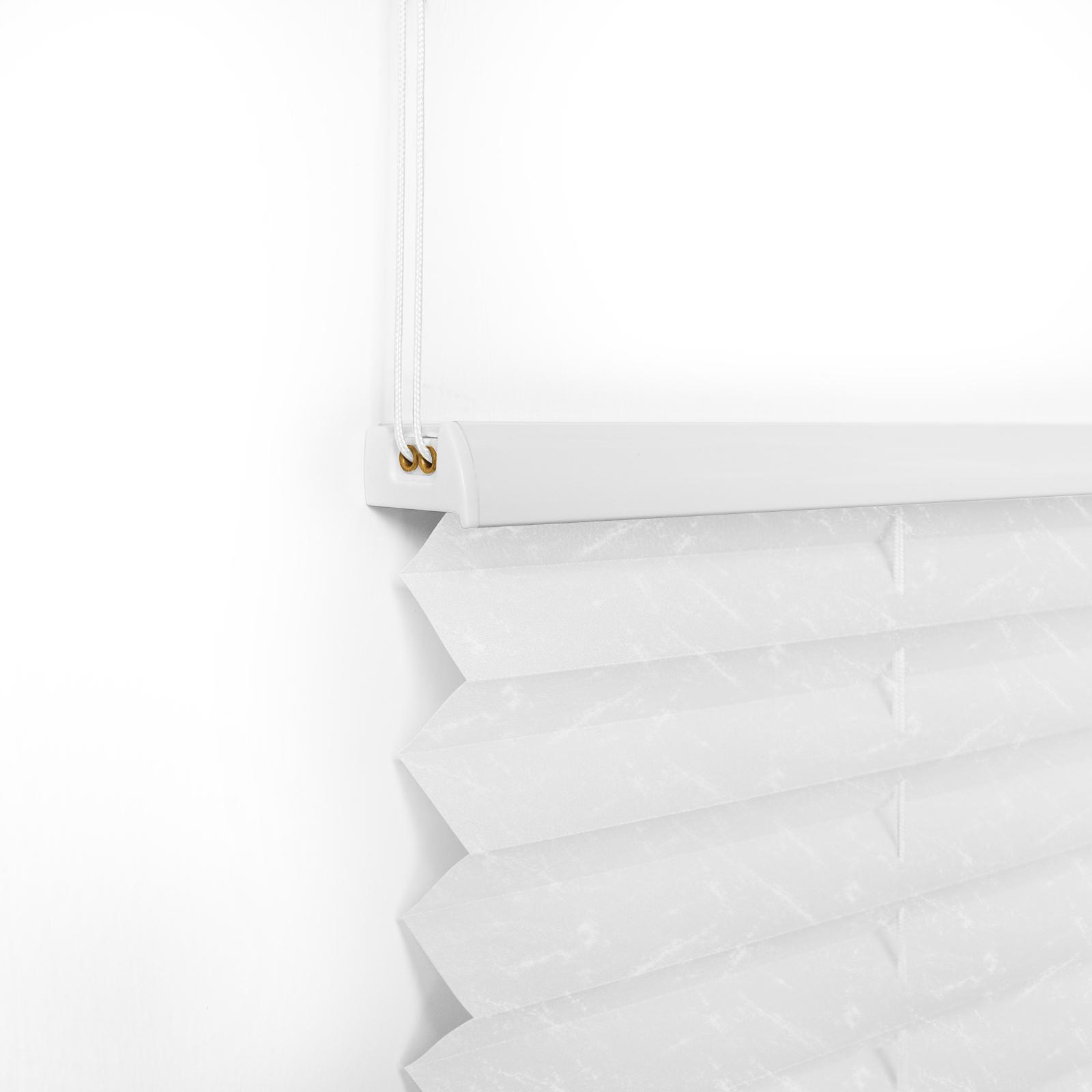 klemmfix plissee fenster faltrollo ohne bohren plisseerollos wei blickdicht ebay. Black Bedroom Furniture Sets. Home Design Ideas