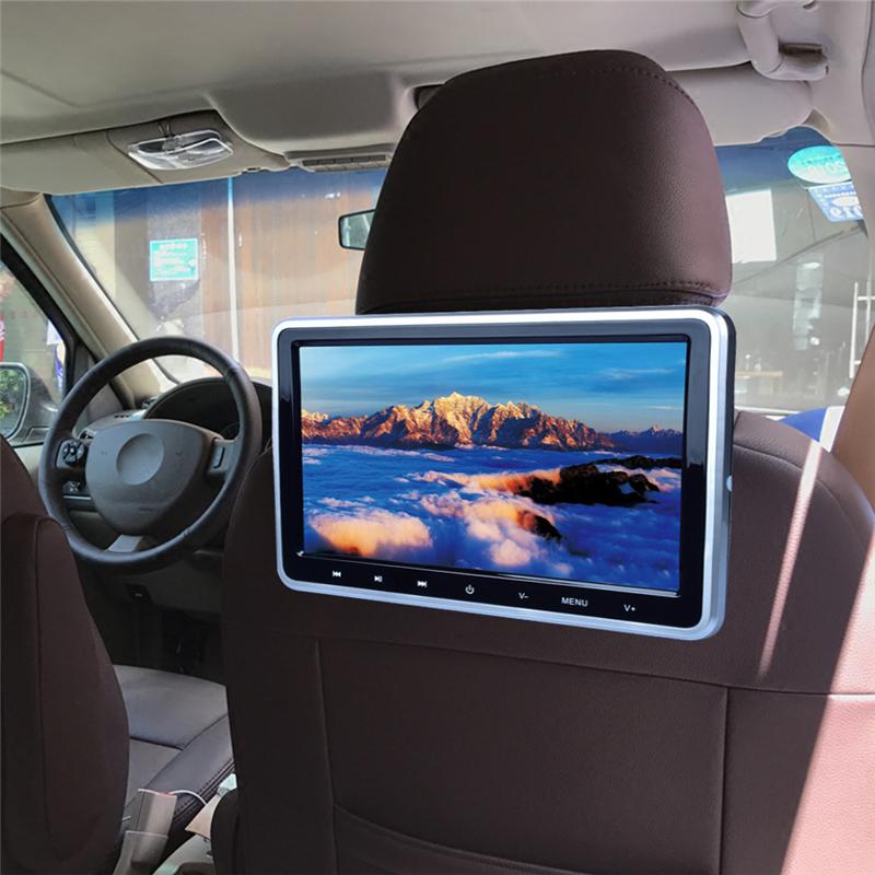 10 digital lcd bildschirm auto dvd player kopfst tze usb. Black Bedroom Furniture Sets. Home Design Ideas