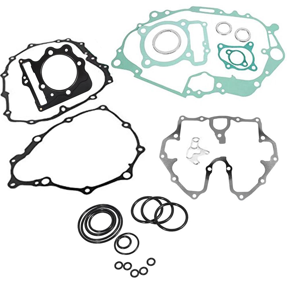 Complete Gasket Kit Top Bottom End Set For Honda Trx400ex Trx Wiring Diagram 400ex 99 04