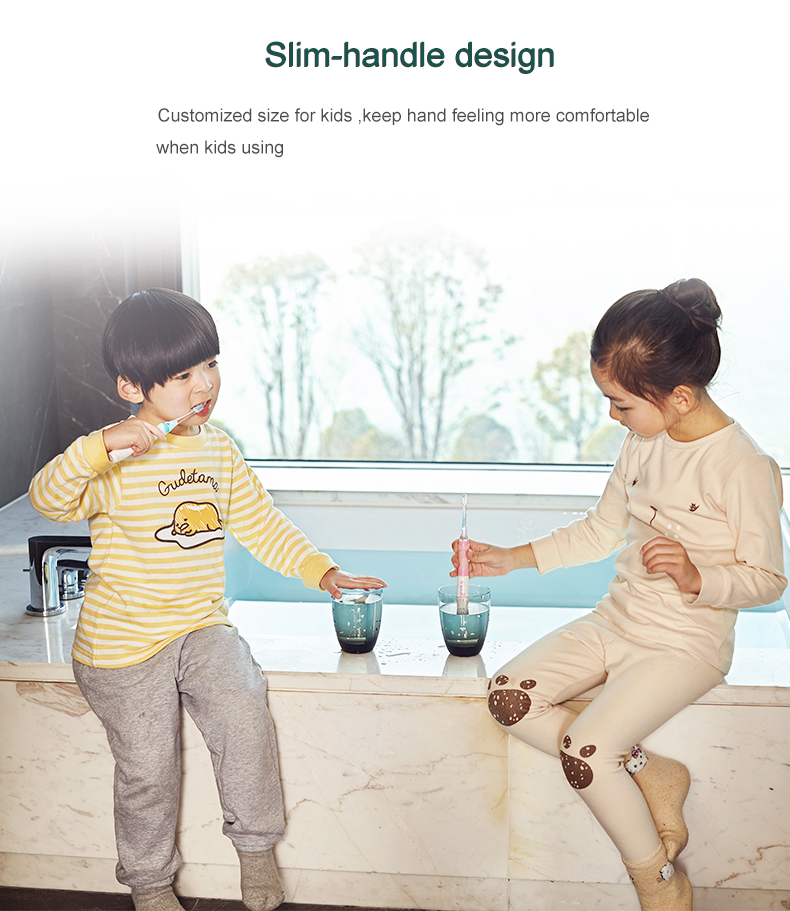elektrische zahnb rste f r 3 12 alter kinder wasserdichter. Black Bedroom Furniture Sets. Home Design Ideas