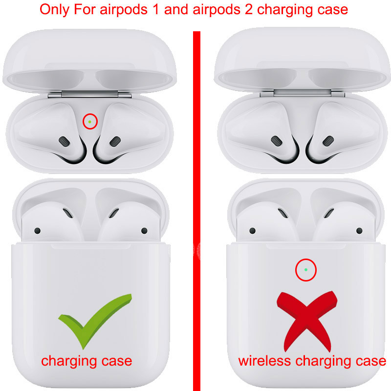 Cartoon Case For Airpods 1 2 Charge Case Airpod Air Pods Silicone