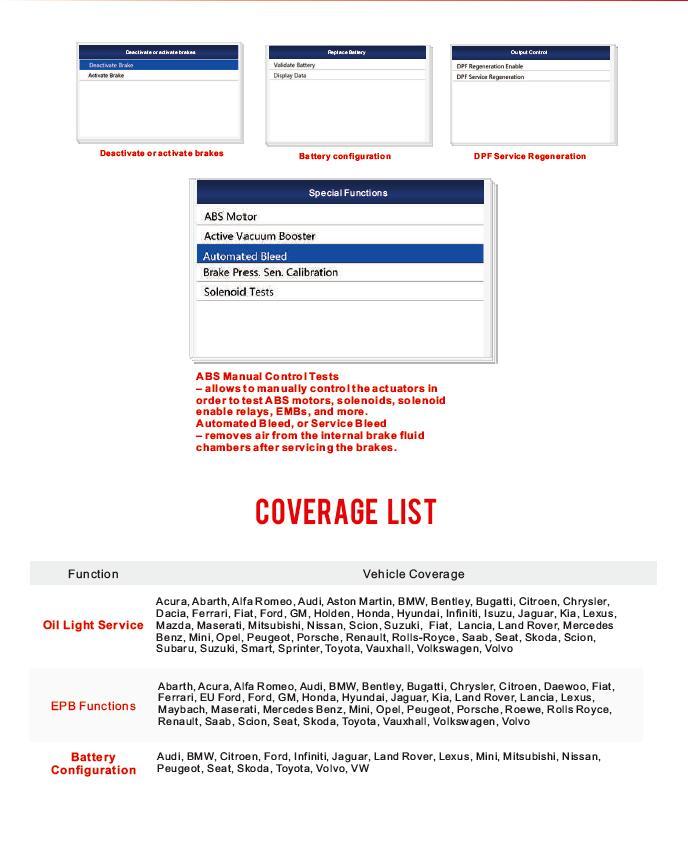Details about Vident iLink450 OBD2 EPB Oil Service ABS SRS DPF Regeneration  Diagnostic Tool