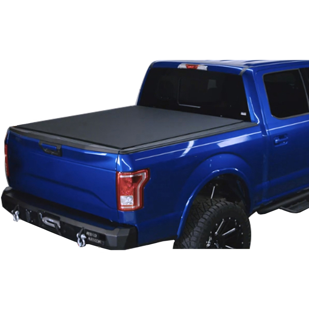 Roll Up Pickup Truck Bed Tonneau Cover For 16 2020 Nissan Titan